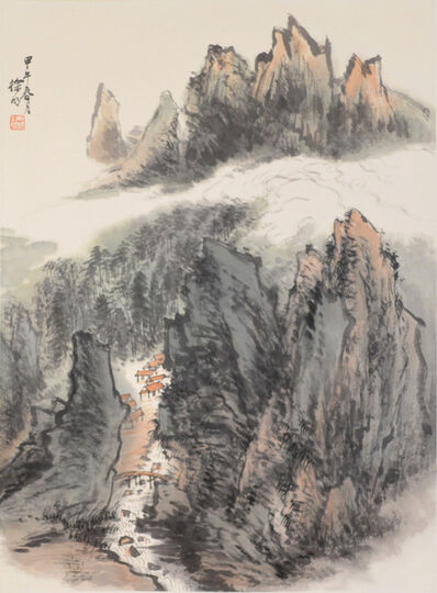Xu Ming, 'Mountain #4', 2014