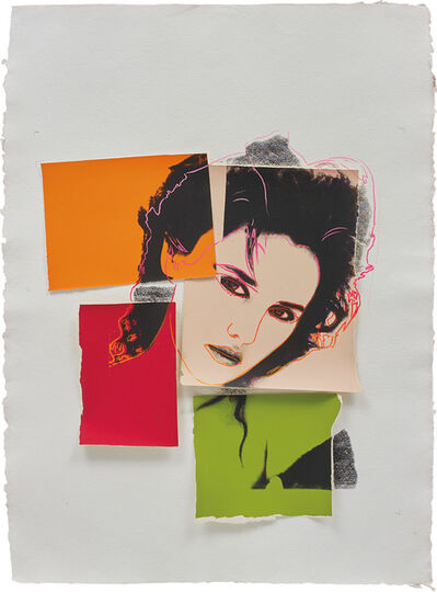 Andy Warhol, 'Isabelle Adjani', 1986
