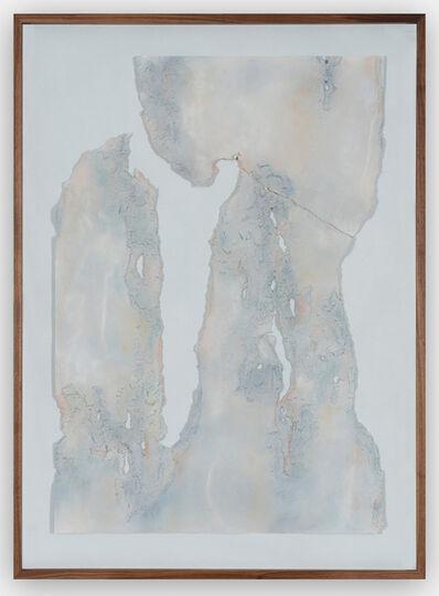 Ann Iren Buan, 'Phantom (Dusky Sea Breeze Blue)', 2019