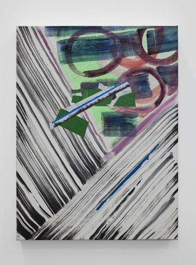 Juan Uslé, 'Espacio abierto', 2015