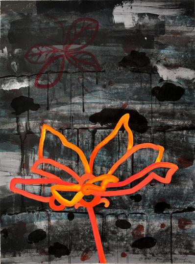 Ana Maria Hernando, 'Night Flower I', 2012