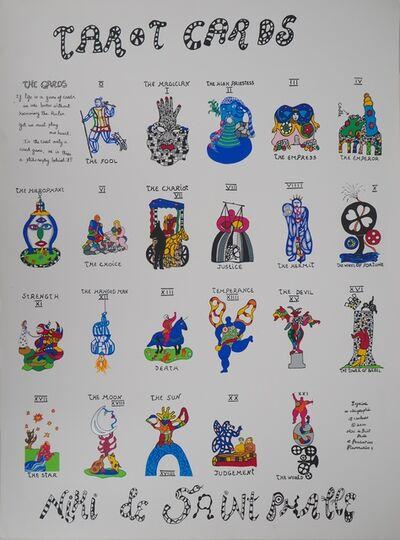 Niki de Saint Phalle, 'Tarot Cards', 20th Century