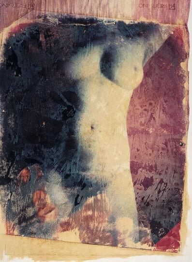 Paolo Gioli, 'Omaggio impuro a Bayard', 1983