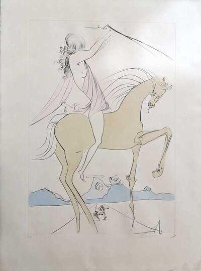 Salvador Dalí, 'Amazone', 1974