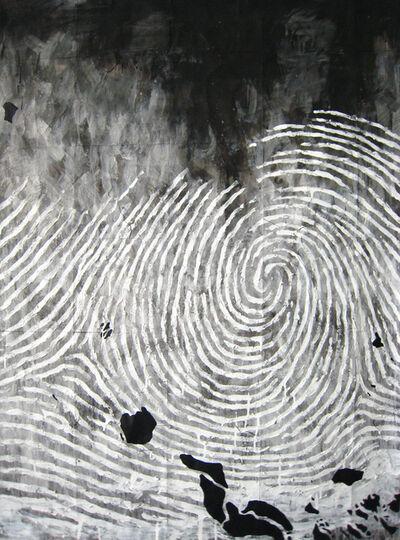 Chong Kim Chiew, 'Circle and Hole', 2008