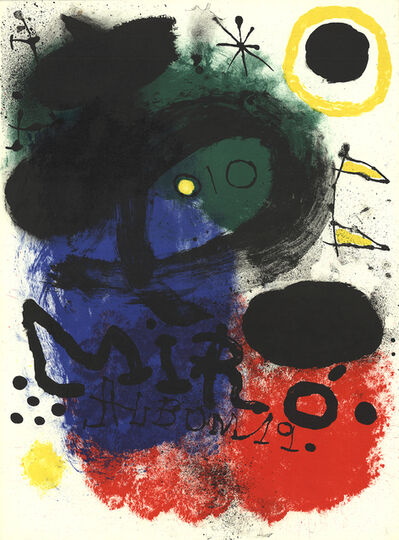 Joan Miró, 'Album 19', 1961