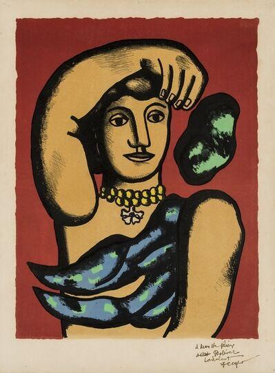 Fernand Léger, 'Marie L'Acrobat (Saphire 21)', 1948