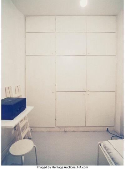 Gregor Schneider, 'The German Contribution, Bower, Venice (two photographs)', 2001