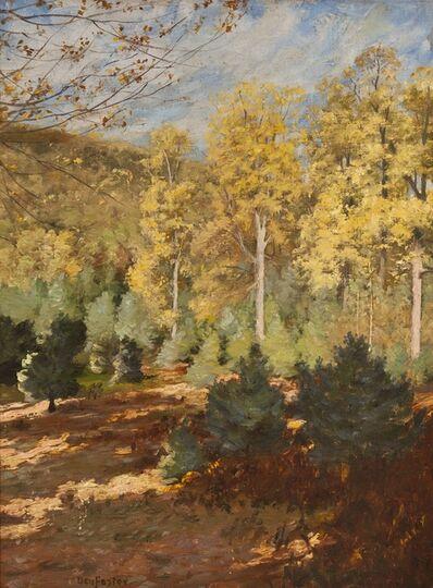 Ben Foster, 'Yellow Foliage', ca. 1910