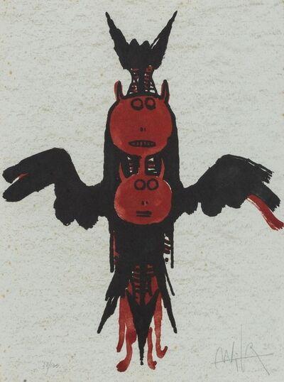 Wifredo Lam, 'Totem'