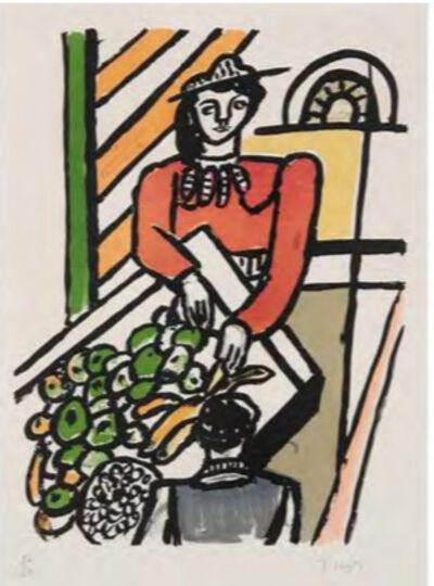Fernand Léger, 'La Marchande des quatre saisons', 1959