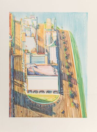 Wayne Thiebaud, 'Untitled (City Views)', c. 2003