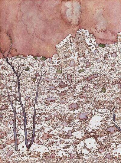 Shi Xinji, 'Floating Jade of East Mountain No.3', 2014