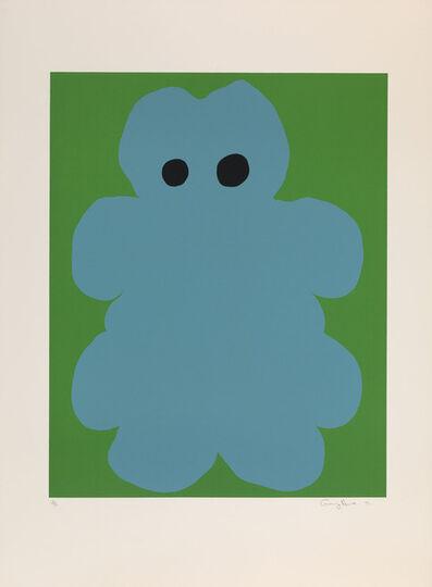 Gary Hume, 'Untitled (Teddy Bear)', 1995