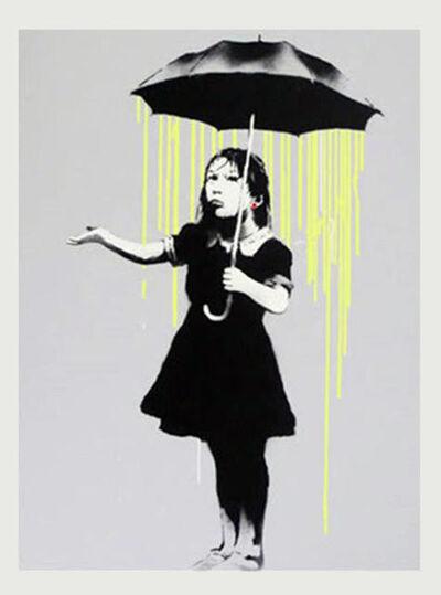 Banksy, 'Nola AP ', 2008