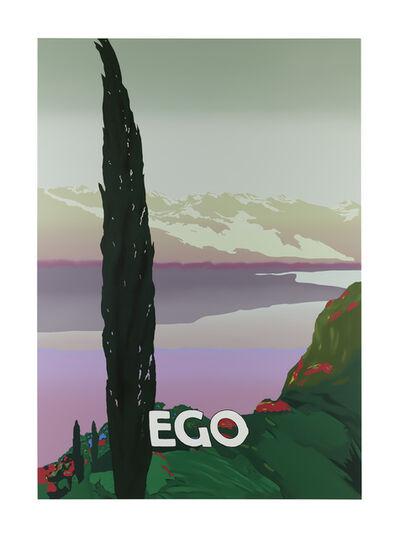 Alex Dordoy, 'Summers' Ego', 2018