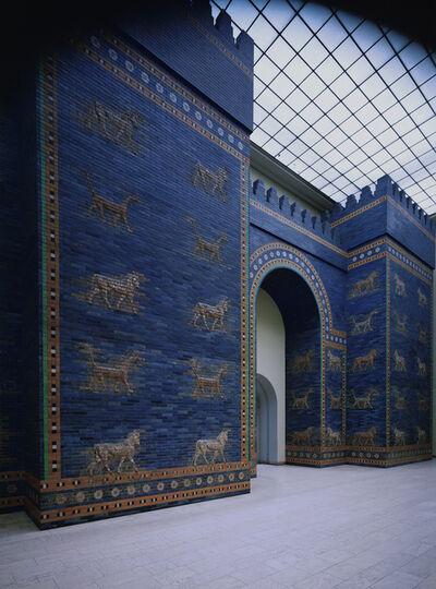 'Ishtar Gate (restored)', ca. 575 B.C.
