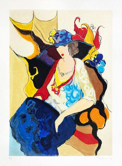 Itzchak Tarkay, 'GRACE IV', 1999