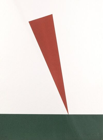 Mauro Staccioli, 'Untitled', 1994