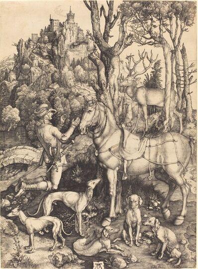 Albrecht Dürer, 'Saint Eustace', ca. 1500/1501