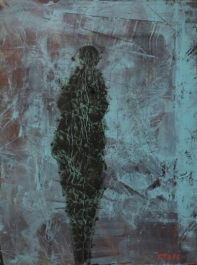 Kathy Jones, 'Blue Moon', 2019