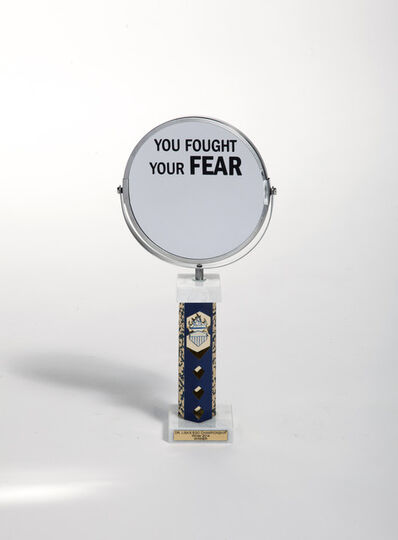 Lisa Levy, 'Dr. Lisa's Ego Championship Awards 2014: You Fought Your Fear', 2014