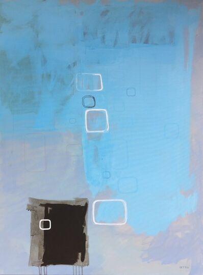 Jason Gettig, 'Blue Emerge', ca. 2017