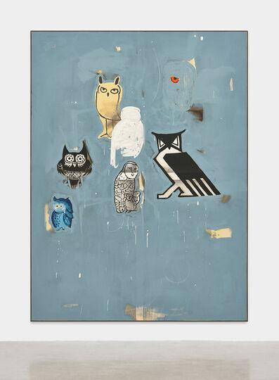 David Ostrowski, 'Political Paintings (Students of Albert Oehlen)', 2009-2019