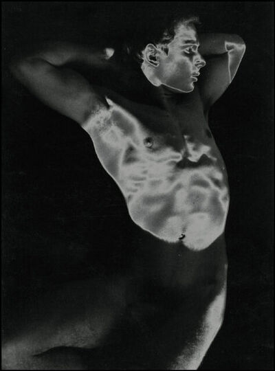 Herbert List, 'Male nude', 1958