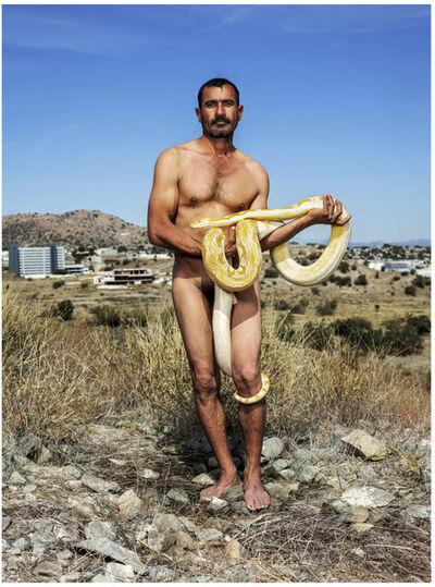 Pieter Hugo, 'The Snake Charmer, Hermosillo', 2019