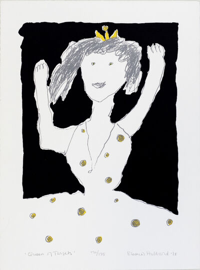 Eleanor Hubbard, 'Queen of Targets', 1978