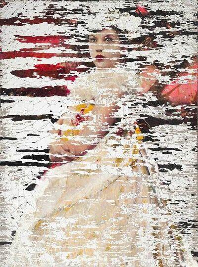 Lita Cabellut, 'El Atardever', 2020