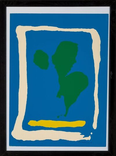 Helen Frankenthaler, 'Air Frame, from New York Ten', 1965