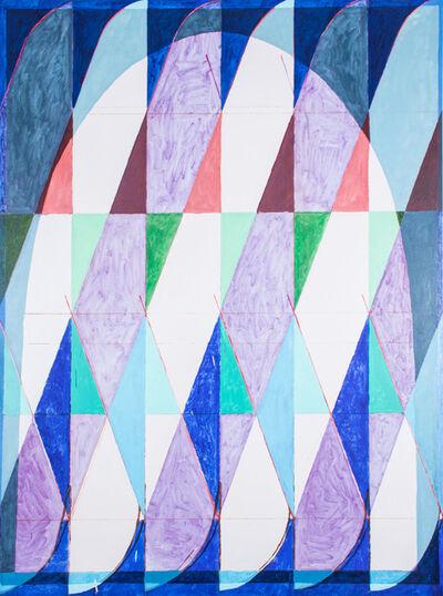 Aschely Cone, 'Pattern Shark', 2017