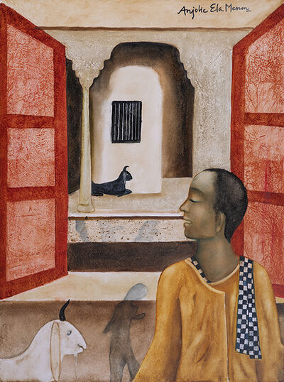 Anjolie Ela Menon, 'Dariba II', 2020
