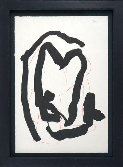 Robert Motherwell, 'Beau Geste V', 1989