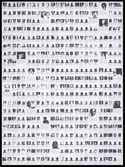 Felix Gonzalez-Torres, 'Death by Gun', 1990