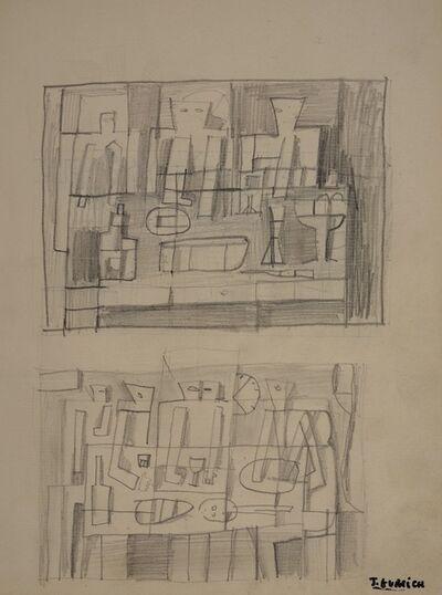 José Gurvich, 'Boceto para bodegón estructurado', ca. 1960