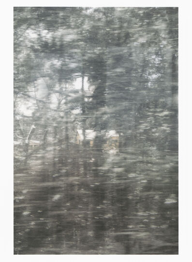 Sam Shmith, 'Untitled (glass, forest, house)', 2019