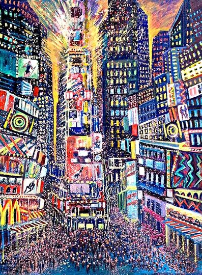 Thelma Appel, 'TIMES SQUARE II', 2014