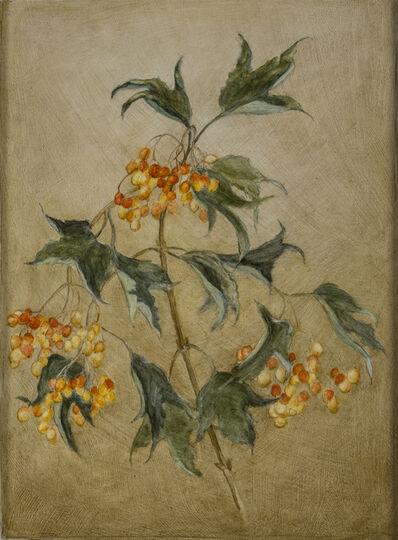 Marguerite Robichaux, 'High Bush Cranberry', 2001
