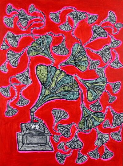 Charly Fasano, 'Mingus Record', 2017