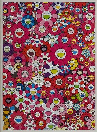 Takashi Murakami, 'AN HOMAGE TO MONOPINK, 1960 D', 2012