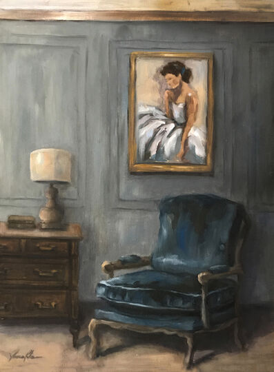 Vanessa Rothe, 'La Chaise de Degas', 2018