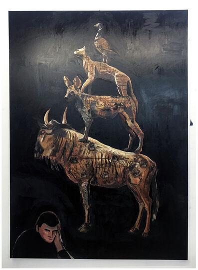Damien Deroubaix, 'Melancholia ', 2019