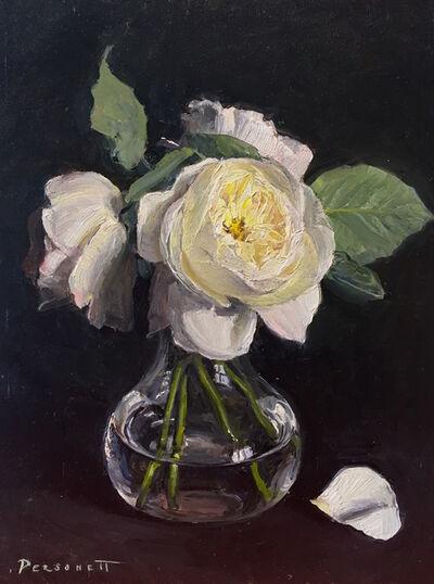Rachel Personett, 'Winter Roses', 2017