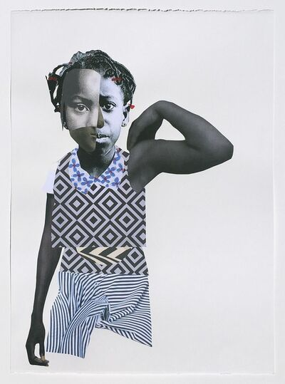 Deborah Roberts, 'The Redress', 2018