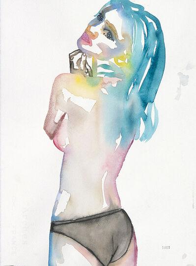 Fahren Feingold, 'Slow Blues Uprising', 2017