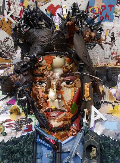Bernard Pras, 'Basquiat', 2013