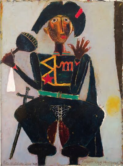 Peter Aspell, 'The Knight from Montousse', 2001